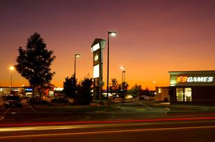 Fairview Mall Sunset