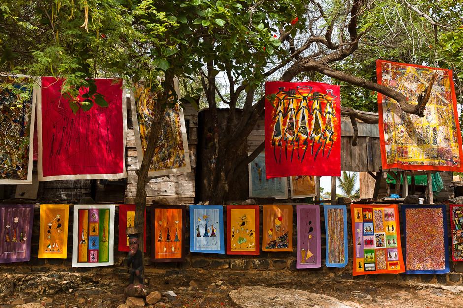The Art of Goree Island
