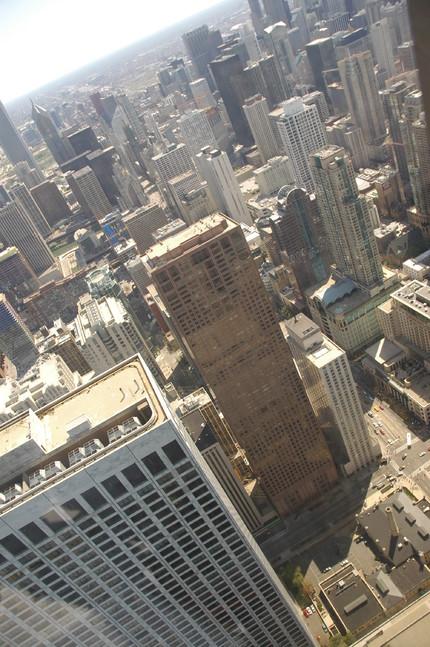 Chicago down below