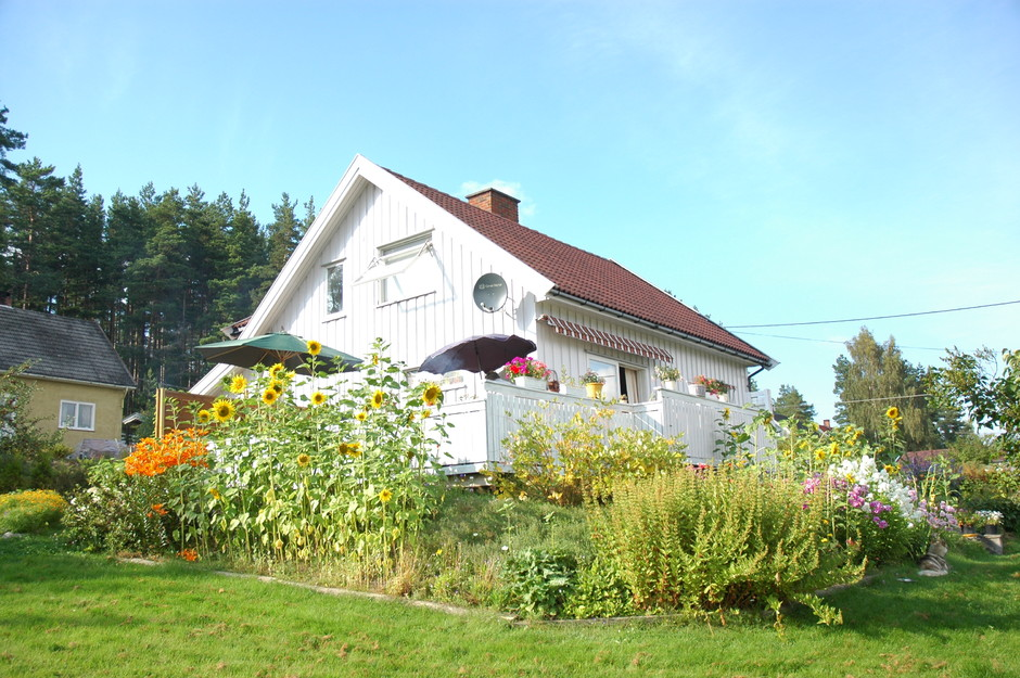 My parents' house, Norway