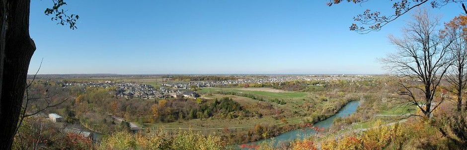 St Catharines Panorama
