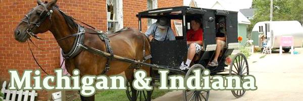 Michigan & Indiana